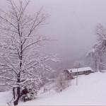 il rifugio sotto la neve
