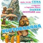 cena con danze occitane e ruttobanana